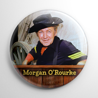 TV Shows - F Troop: Morgan O'Rourke Button