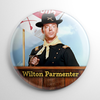TV Shows - F Troop: Wilton Parmenter Button