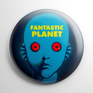 Science Fiction - Fantastic Planet Button