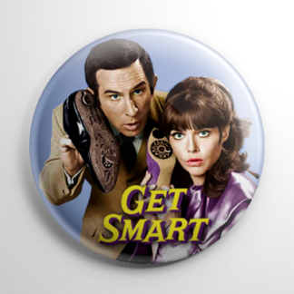 TV Shows - Get Smart Button