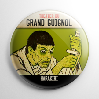 Horror - Grand Guignol: Harakiri Button