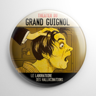 Horror - Grand Guignol: Le Laboratoire Des Hallucinations Button