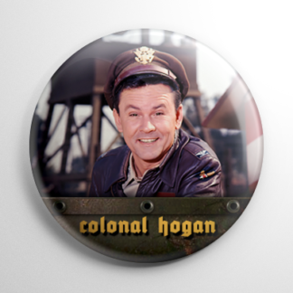 TV Shows - Hogan's Heroes: Colonel Hogan Button