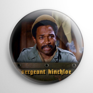 TV Shows - Hogan's Heroes: Sergeant Kinchloe Button