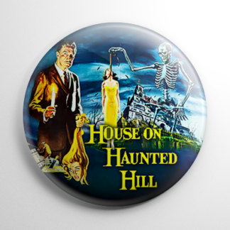 House on Haunted Hill (C) Button