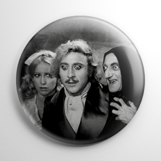 Young Frankenstein - Inga, Frederick & Igor Button