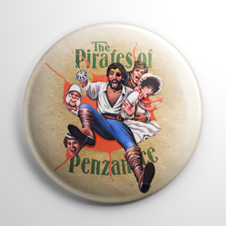 Broadway - Pirates of Penzance Button