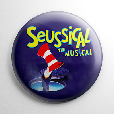 Broadway - Seussical Button