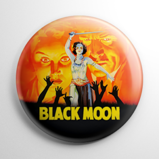 Horror - Black Moon Button
