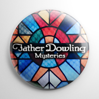 TV Shows - Father Dowling Mysteries (A) Button