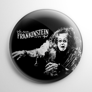 Horror - Frankenstein 1910 Button
