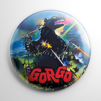Science Fiction - Gorgo Button
