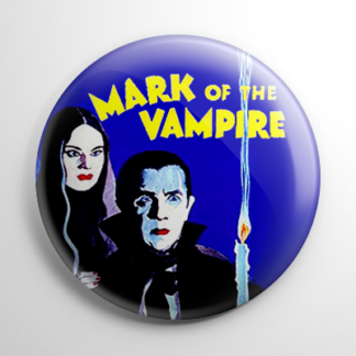 Horror - Mark of the Vampire Button