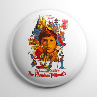 Fantasy - Phantom Tollbooth Button
