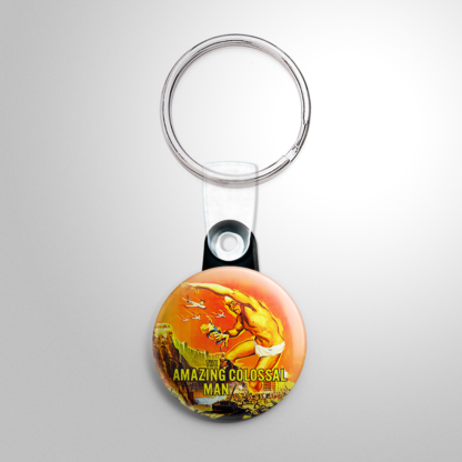 Science Fiction - Amazing Colossal Man Keychain