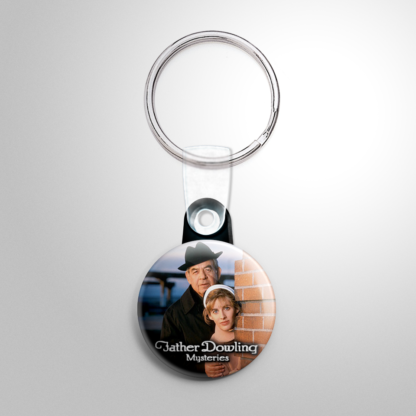 TV Shows - Father Dowling Mysteries (B) Keychain