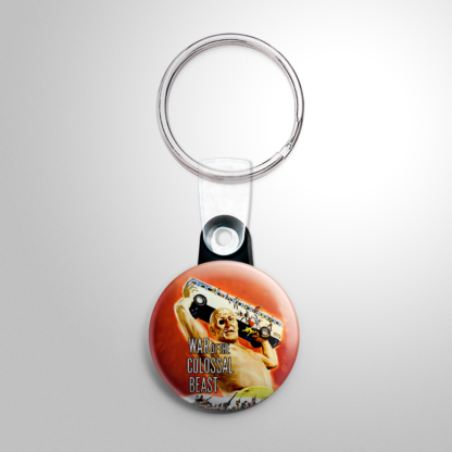 Science Fiction - War of the Colossal Beast Keychain