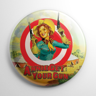 Broadway - Annie Get Your Gun Button