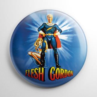 Grindhouse - Flesh Gordon Button