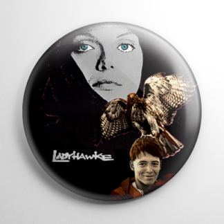Fantasy - Ladyhawke Button