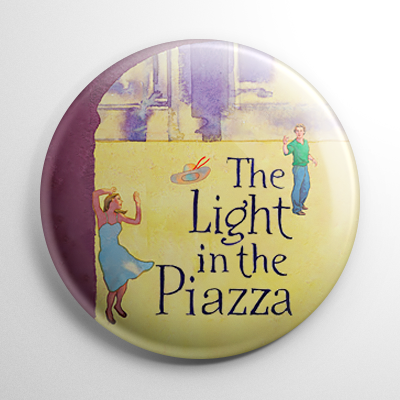 Broadway - Light in the Piazza Button