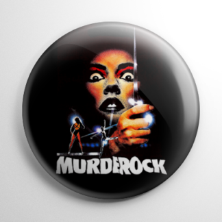 Horror - Murderock Button
