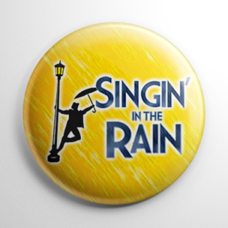 Broadway - Singin' in the Rain Button