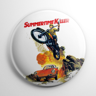 Grindhouse - Summertime Killer Button