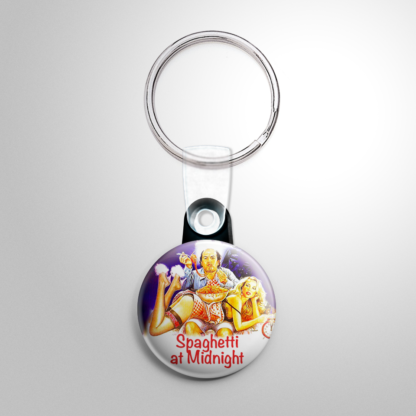 Grindhouse - Spaghetti At Midnight Keychain