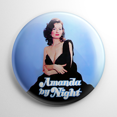 Grindhouse - Amanda By Night Button