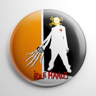 Horror - Idle Hands Button