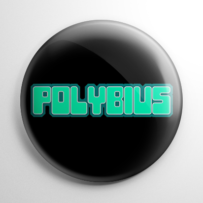 Video Games - Polybius Button