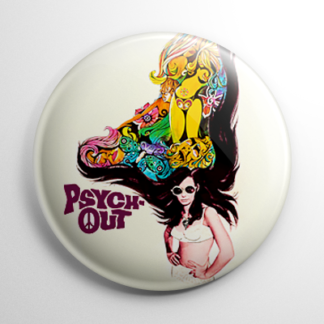 Grindhouse - Psych Out Button