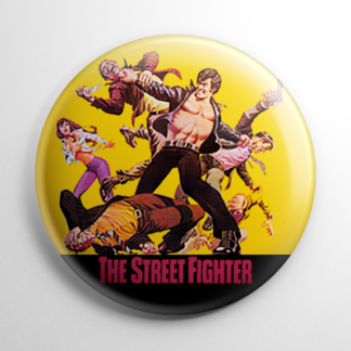 Grindhouse - Street Fighter Button