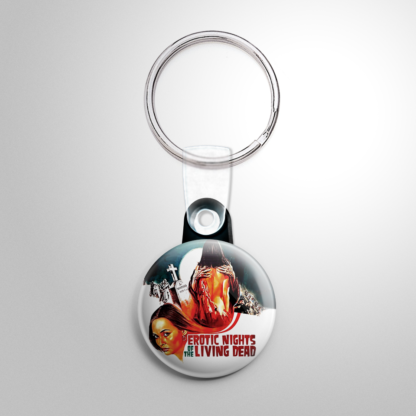 Grindhouse - Erotic Nights of the Living Dead Keychain
