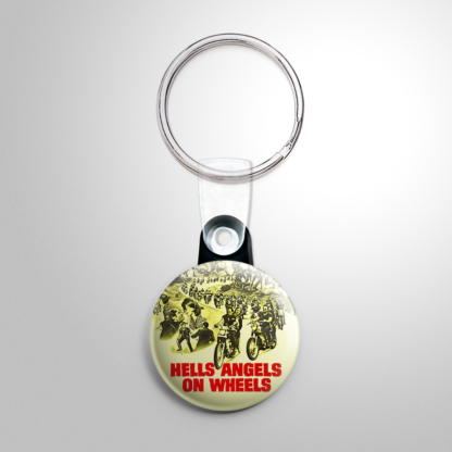 Grindhouse - Hells Angels On Wheels Keychain