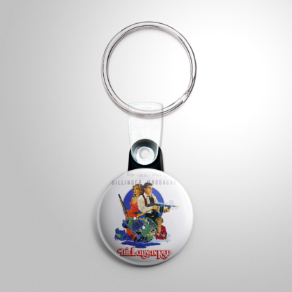 Grindhouse - Lady in Red Keychain