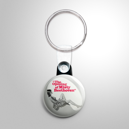 Grindhouse - Opening of Misty Beethoven Keychain