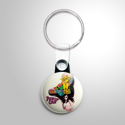 Grindhouse - Psych Out Keychain