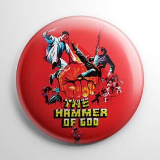 Grindhouse - Hammer of God Button