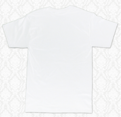 T Shirt - White Back