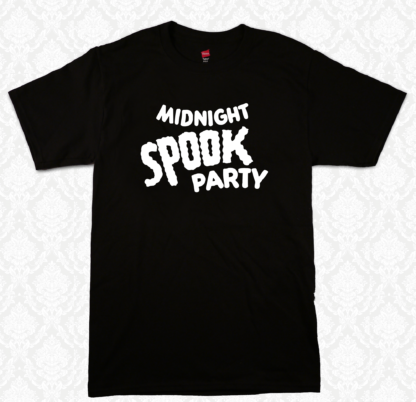 T Shirt - Midnight Spook Party