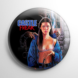 Horror - Castle Freak Button