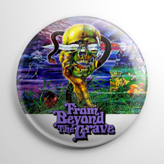 Horror - From Beyond the Grave Button