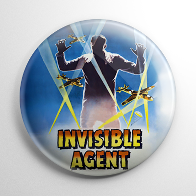 Horror - Invisible Agent Button