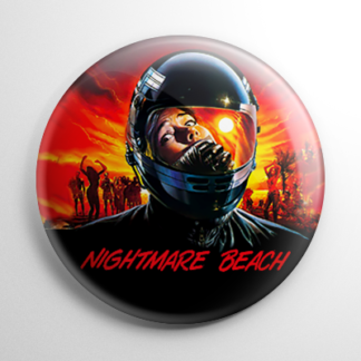 Horror - Nightmare Beach Button
