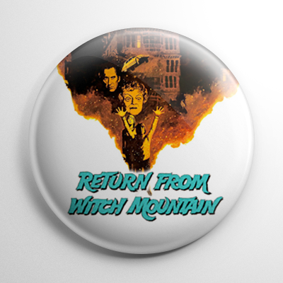 Science Fiction - Return from Witch Mountain Button