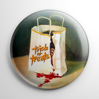 Horror - Trick or Treats Button