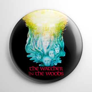 Horror - Watcher in the Woods Button