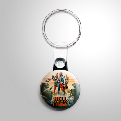 Horror - Hell Comes to Frogtown Keychain